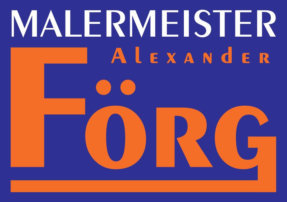 Malermeister Alexander Förg